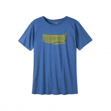 Men's Canoe Short Sleeve T-Shirt by Mountain Khakis in Covington La
