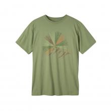 Men's Sunburst Short Sleeve T-Shirt