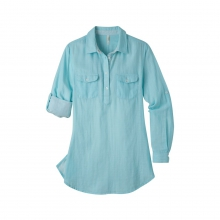 Women's Two Ocean Tunic Shirt by Mountain Khakis in Lake Geneva Wi