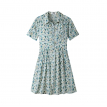 Women's Wildflower Dress by Mountain Khakis in Oxford Ms