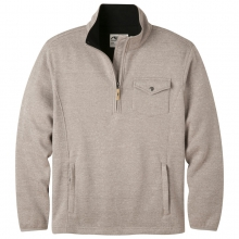 Old Faithful Qtr Zip Sweater