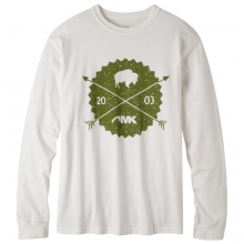 Tomahawk Long Sleeve T-Shirt by Mountain Khakis in Columbus Oh