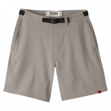 Men's Belted Shifter Short Relaxed Fit by Mountain Khakis in Covington La