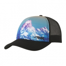 Teton Sunset Trucker Cap