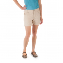 Women's Stretch Poplin Short by Mountain Khakis in Sylva Nc