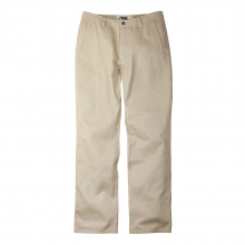 Men's Teton Twill Pant Slim Fit by Mountain Khakis