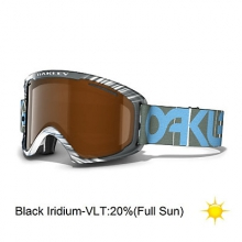 O2 XL Factory Pilot Goggles by Oakley