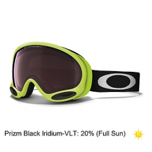 A Frame 2.0 80s Green Goggles