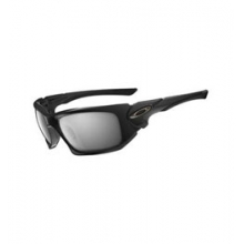 Scalpel Sunglasses with Polarized Lenses - Polished Black/Grey by Oakley