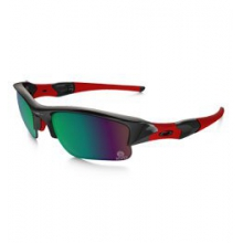 KVD Flak Jacket XL Prizm H20 Shallow Polarized Sunglasses - Polished Black/Prizm Fresh Water Polarized