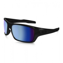 Turbine Prizm H20 Deep Polarized Sunglasses - Polished Black/Prizm Salt Water Polarized by Oakley in Tucson AZ