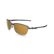 Tinfoil Polarized Sunglasses - Men's - Carbon/Titanium Iridium Polarized