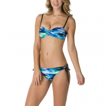 Cloud Nine Tunnel Pant Bikini Bottom - Women's: Cloud Blue, Small by Oakley