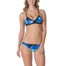 Cloud Nine Power Triangle Bikini Top - Women's: Cloud Blue, Small