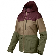Bravo Womens Insulated Snowboard Jacket by Oakley