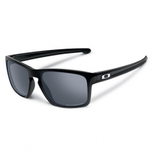Sliver Polarized Sunglasses - Men's - Polarized Black/Prizm Daily Polar by Oakley in Bellingham WA