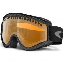 L-Frame Matte Carbon Goggles