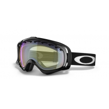 Crowbar Jet Black Goggles