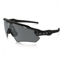 Radar EV Path Sunglasses - Men's - Polished Black/Grey