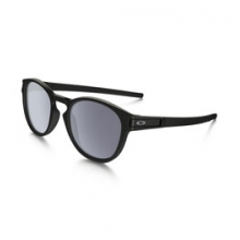 Latch Sunglasses - Men's - Matte Black/Grey