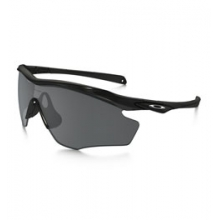 M2 Frame XL Iridium Sunglasses - Men's - Polished