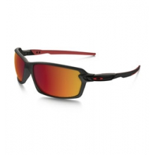 Carbon Shift Polarized Sunglasses - Men's - Matte Black/Torch