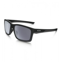 Mainlink Sunglasses - Men's - Matte Black/Grey by Oakley