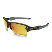 Flak Jacket 2.0 Iridium Sunglasses - Men's in Fairbanks, AK