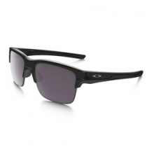 Thinlink Prizm Polarized Sunglasses - Men's - Black/Prizm Daily Polarized by Oakley