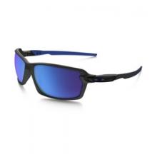 Carbon Shift Iridium Sunglasses - Men's - Matte Black/Sapphire