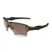 Flak 2.0 XL King's Camo Edition Sunglasses - Men's - Woodland Camo/Vr28 Black Iridium