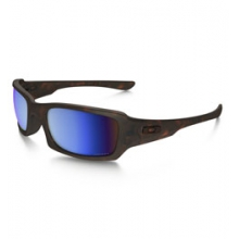 Fives Squared Prizm Polarized Sunglasses - Men's by Oakley