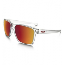 Sliver XL Iridium Sunglasses - Men's - Matte Clear/Torch Iridium
