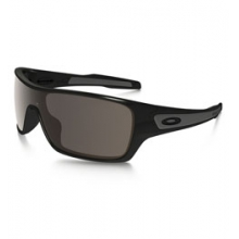 Turbine Rotor Sunglasses - Men's - Polished Black/Warm Grey by Oakley
