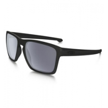 Sliver XL Polarized Sunglasses - Men's - Matte Black/Grey Polarized