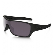 Turbine Rotor Prizm Polarized Sunglasses - Men's - Matte Black/Prizm Daily Polarized by Oakley