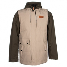 Lowball BioZone Down Mens Insulated Snowboard Jacket