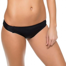 Core Solids Tab Side Bathing Suit Bottoms