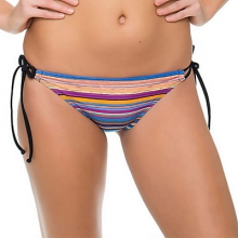 Pacific Stripe Tunnel Bathing Suit Bottoms
