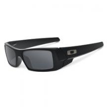 GasCan Polarized Sunglasses - Matte Black/Black Iridium Polar