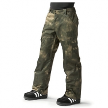 Cascade BioZone Insulated Mens Snowboard Pants