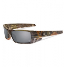 GasCan King's Woodland Sunglasses - Woodland Camo/Black Iridium