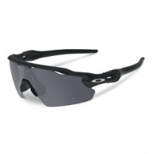 Radar EV Pitch Sunglasses - Matte Black/Black Iridium in Logan, UT