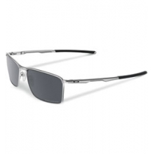 Conductor 6 Polarized Sunglasses - Lead/Black Iridium Polar by Oakley in Ashburn Va