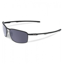 Conductor 8 Sunglasses - Matte Black/Grey