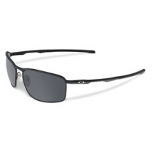 Conductor 8 Wire Frame Sunglasses - Matte Black/Black Iridium Polar