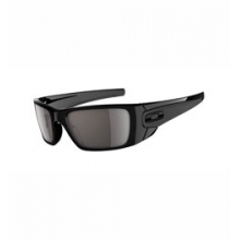 Fuel Cell Sunglasses - Polished Black/Warm Grey by Oakley