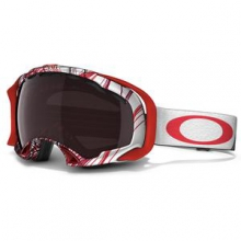 Splice Goggles Adults', Topography Red/Black by Oakley
