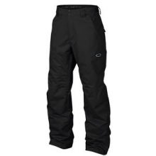Fleet 2 BioZone Insualted Snowboard Pant Men's, Jet Black, XL by Oakley