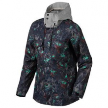 Charlie 2 BioZone Insulated Snowboard Jacket Women's, Navy Floral, M by Oakley